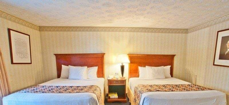 Best Western Pentagon Hotel - Reagan Airport - Two Queen Guest Room sleeps four and is equipped with a flat screen television and Keurig® coffee makers!