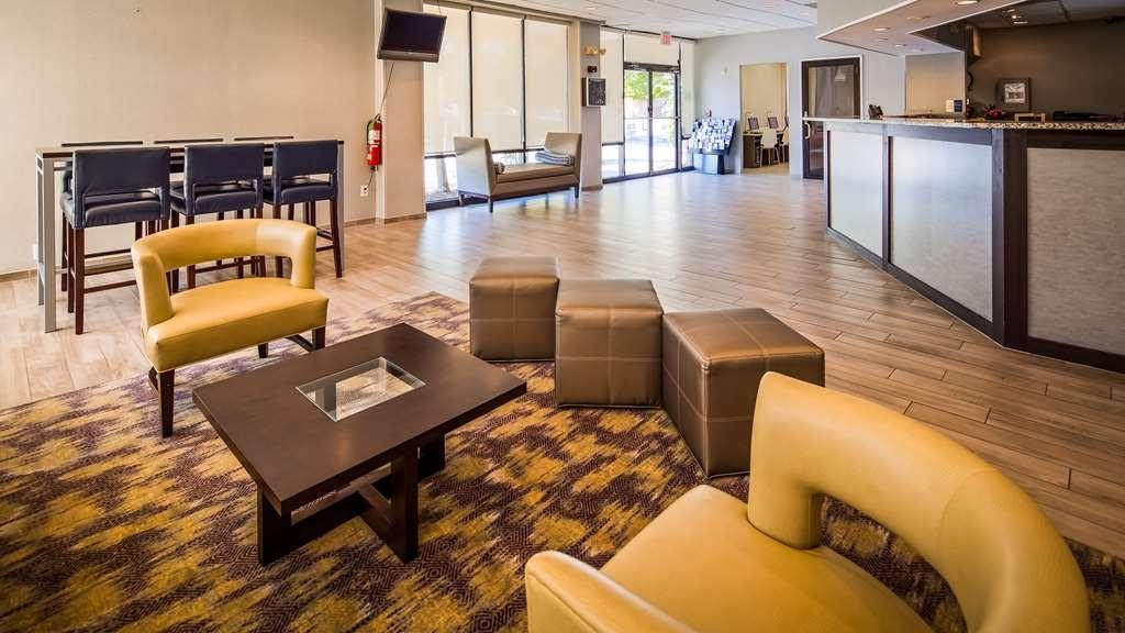Best Western Pentagon Hotel - Reagan Airport - Vue du lobby