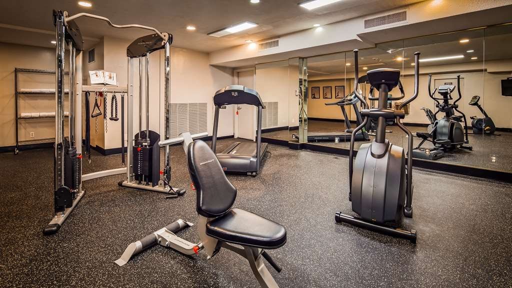 Best Western Pentagon Hotel - Reagan Airport - Fitness Center