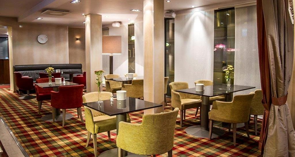 Best Western Hotel Apollo - Restaurant / Gastronomie