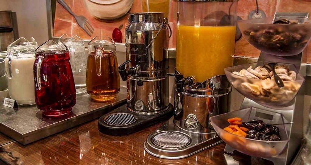 Best Western Hotel Apollo - Le petit déjeuner buffet