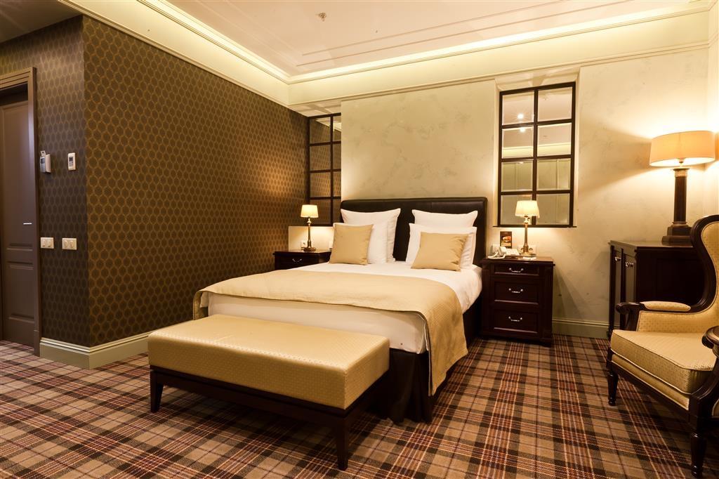 Best Western Plus Spasskaya - Business Queen Bed Guest Room