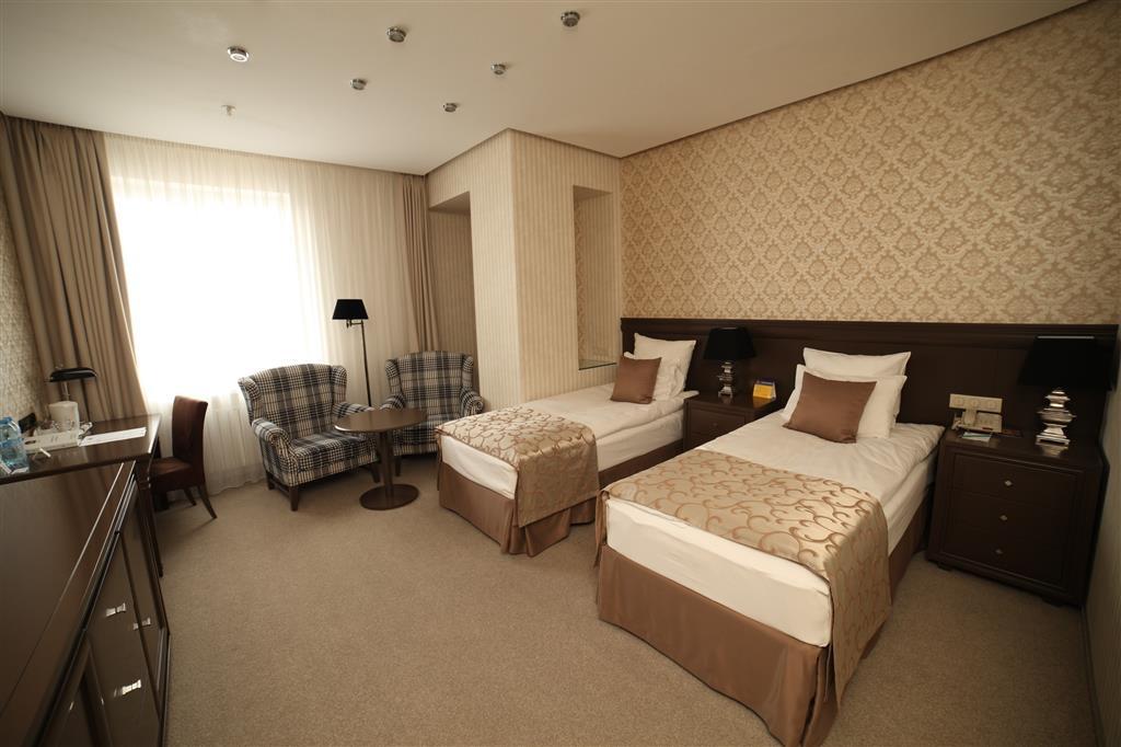 Best Western Plus Spasskaya - Two Twin Bed Guest Room