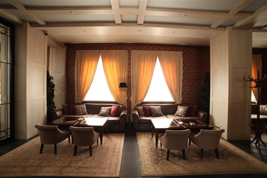 Best Western Plus Spasskaya - Lounge