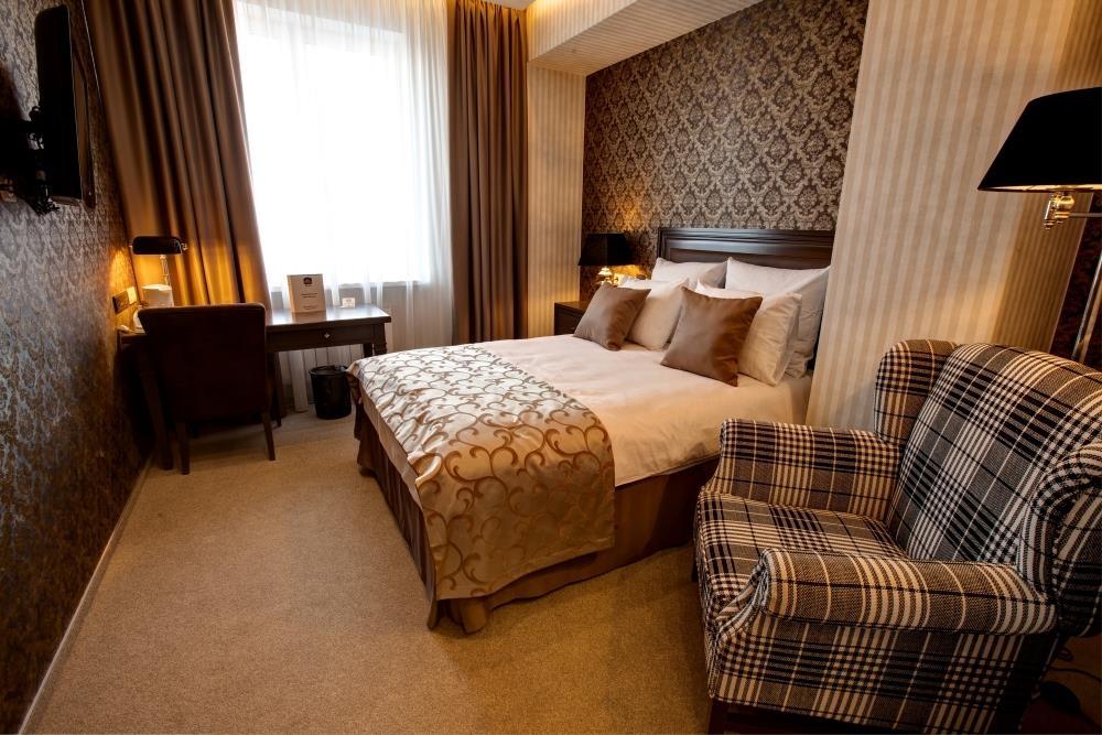 Best Western Plus Spasskaya - Standard Double Guest Room- Double Bed