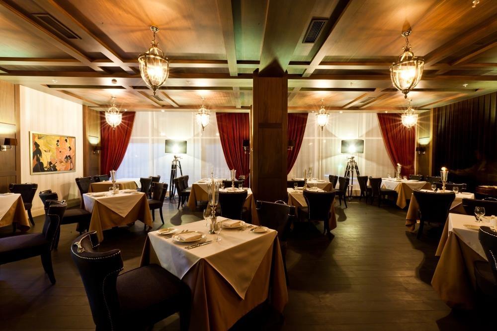 Best Western Plus Spasskaya - Dining Area