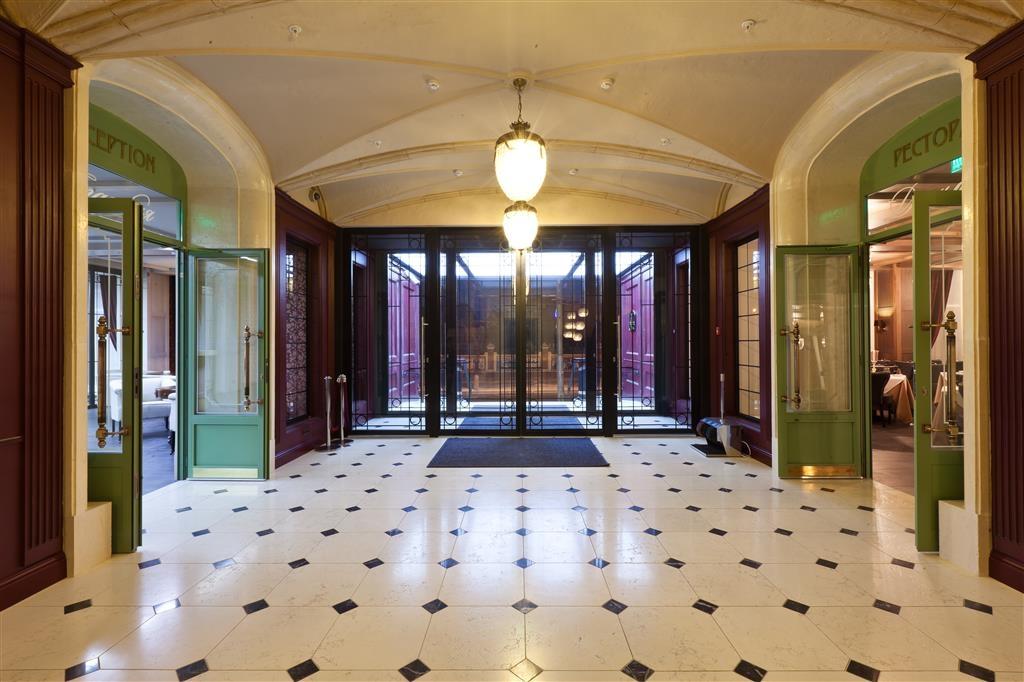 Best Western Plus Spasskaya - Lobby