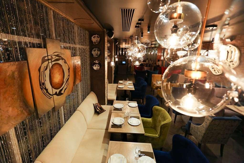 Best Western Russian Manchester Hotel - lobby bar