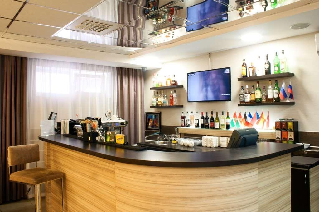 Best Western Kaluga Hotel - Bar / Lounge
