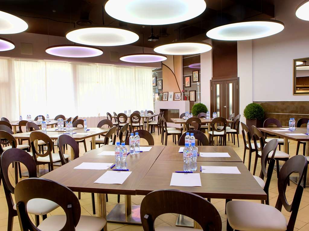 Best Western Kaluga Hotel - Salle de réunion