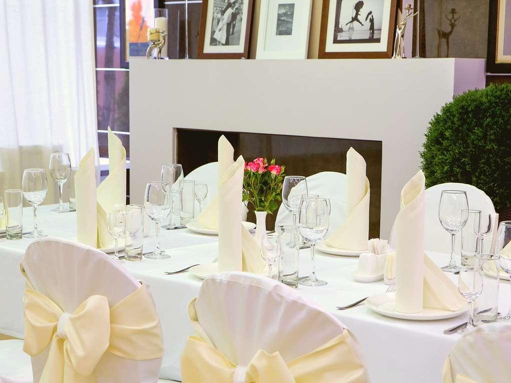 Best Western Kaluga Hotel - Restaurant