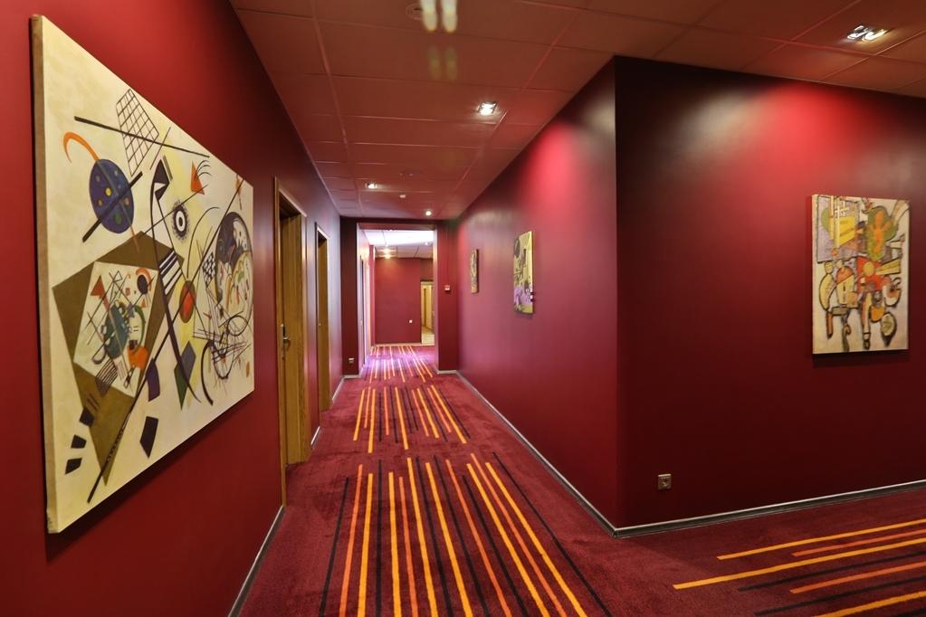 Best Western Plus Centre Hotel - equipamiento de propiedad