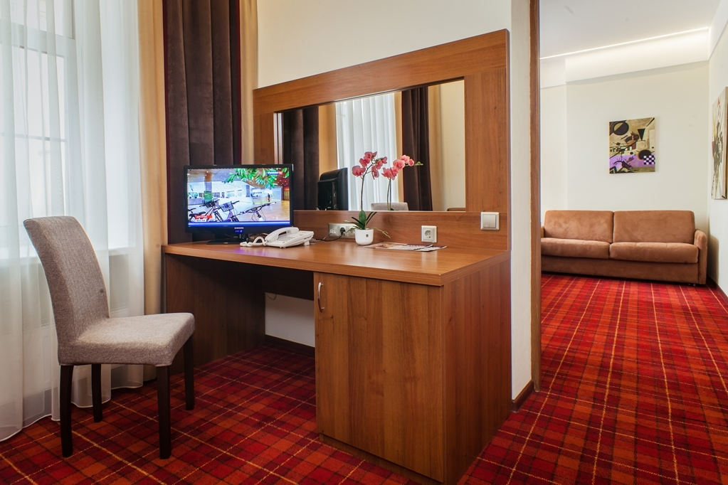 Best Western Plus Centre Hotel - Suite