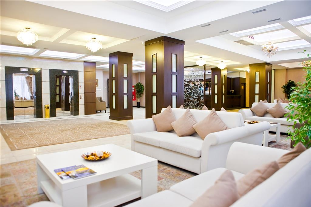 Best Western Plus Atakent Park Hotel - Foyer