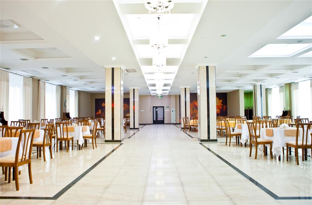 Best Western Plus Atakent Park Hotel - Restaurants