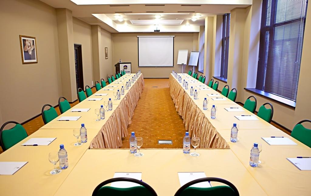Best Western Plus Atakent Park Hotel - Salle de réunion