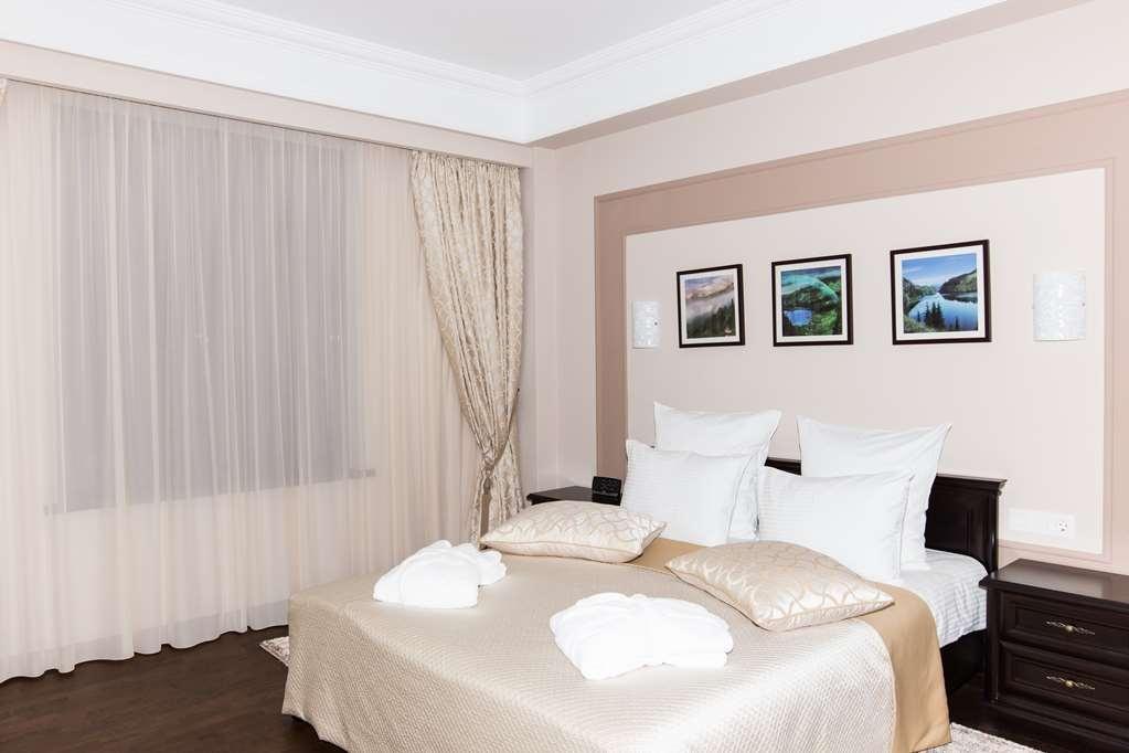 Best Western Plus Atakent Park Hotel - appartement -chambre à coucher