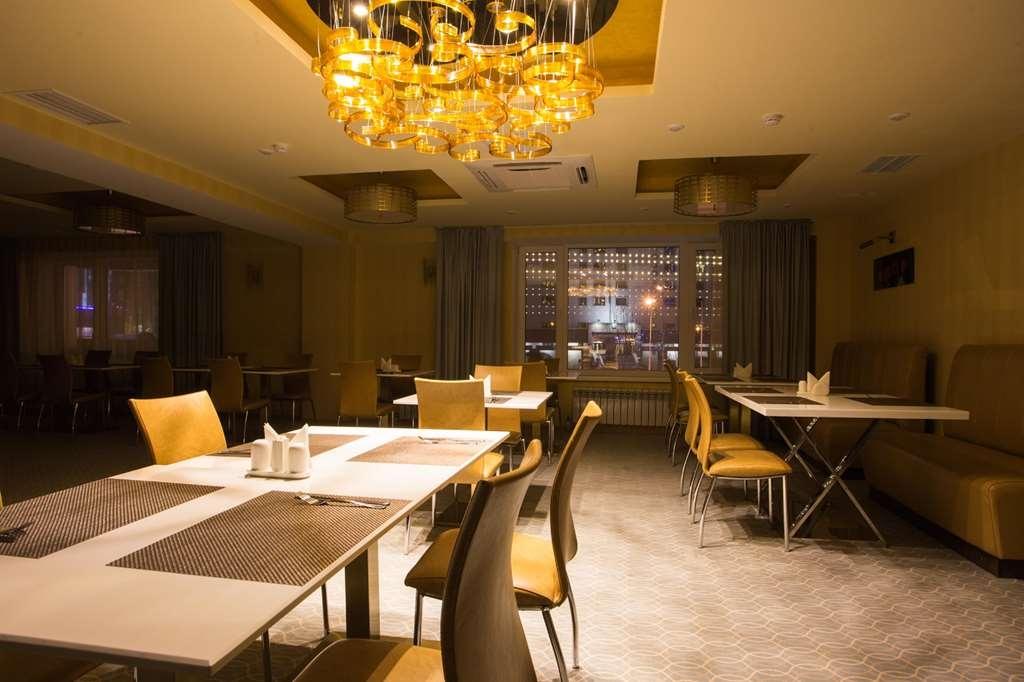 Best Western Plus Astana - Frühstücksbuffet