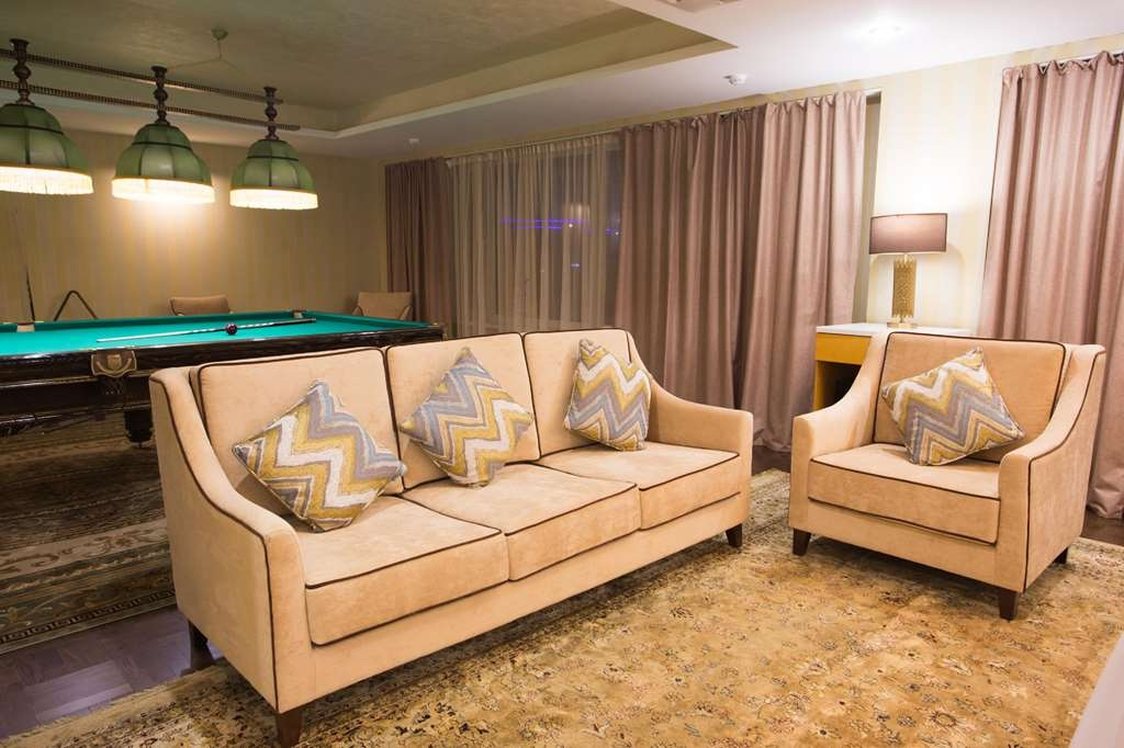 Best Western Plus Astana - Private Dinning Room