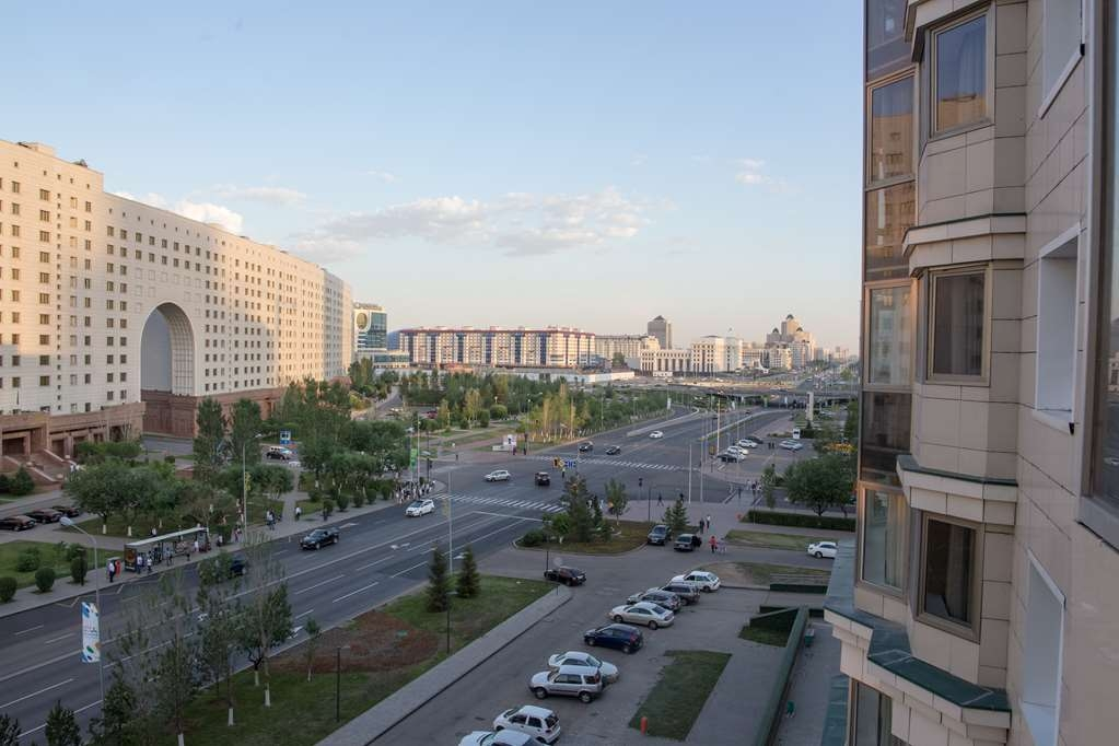 Best Western Plus Astana - View from Premium Guest Room
