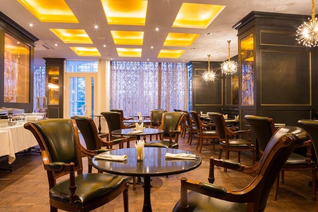 Best Western Plus Astana - Restaurant / Gastronomie