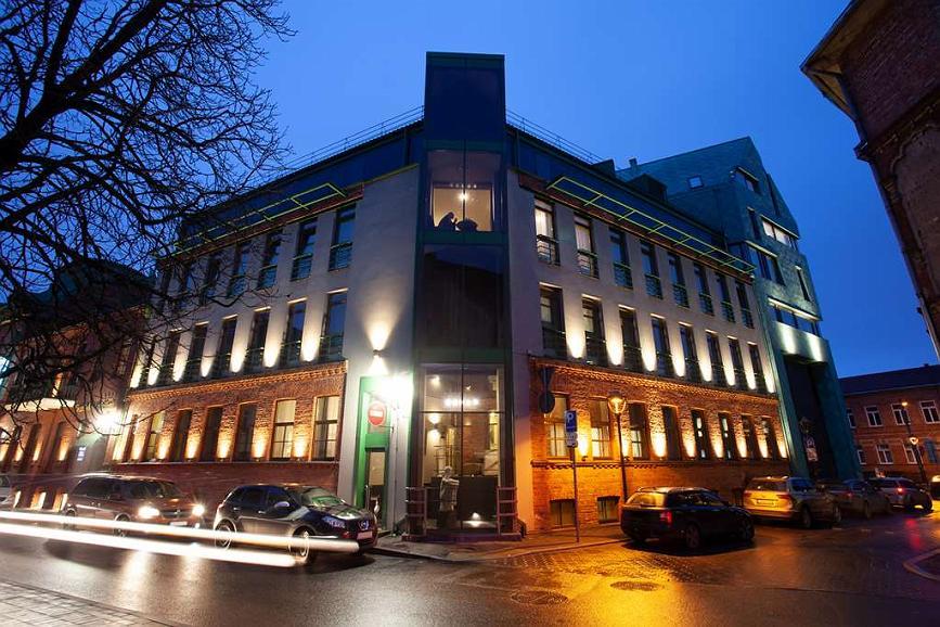 Best Western Santakos Hotel - Vue extérieure