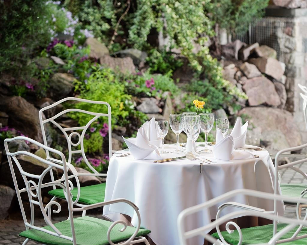 Best Western Santakos Hotel - Restaurant / Gastronomie
