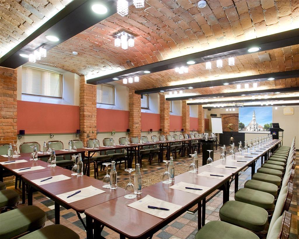 Best Western Santakos Hotel - Sala conferenze Nemunas