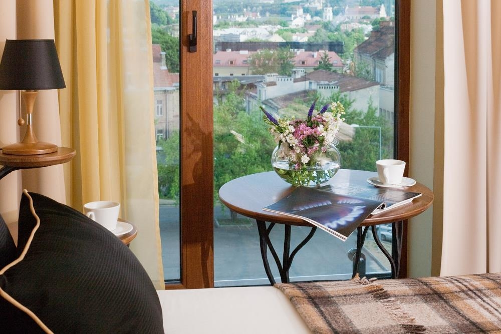 Best Western Vilnius - Standard Single Room with Panoramic View