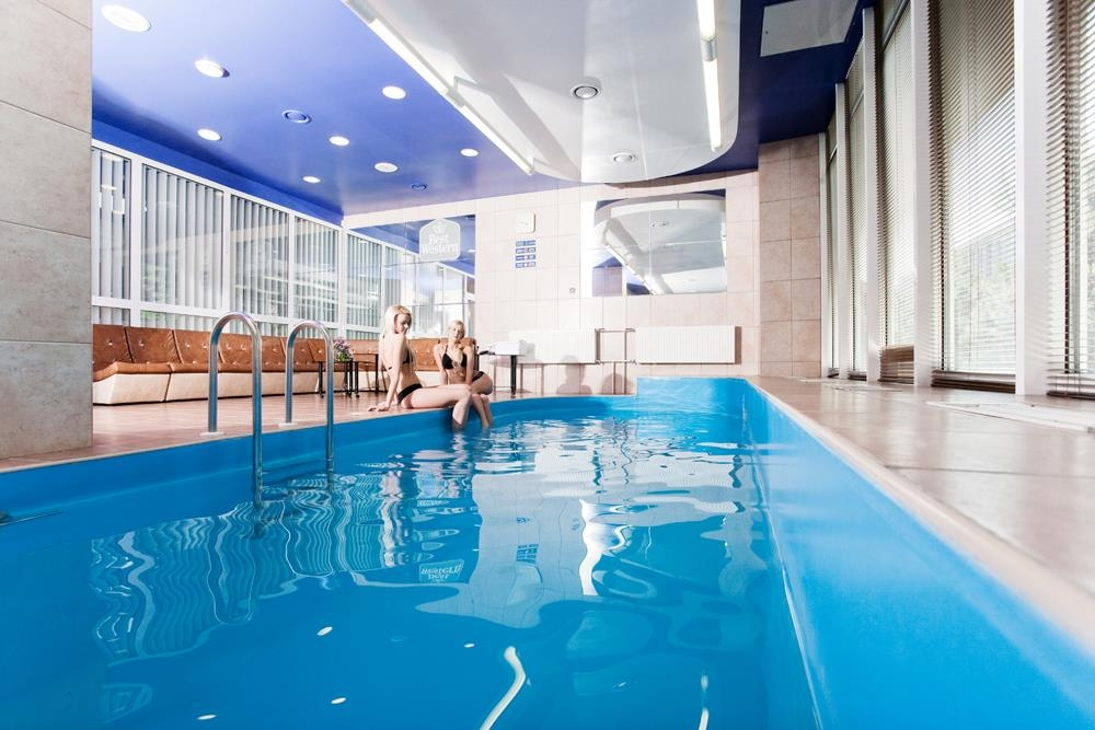 Best Western Vilnius - Swimming Pool