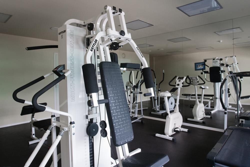 Best Western Vilnius - Fitness Room
