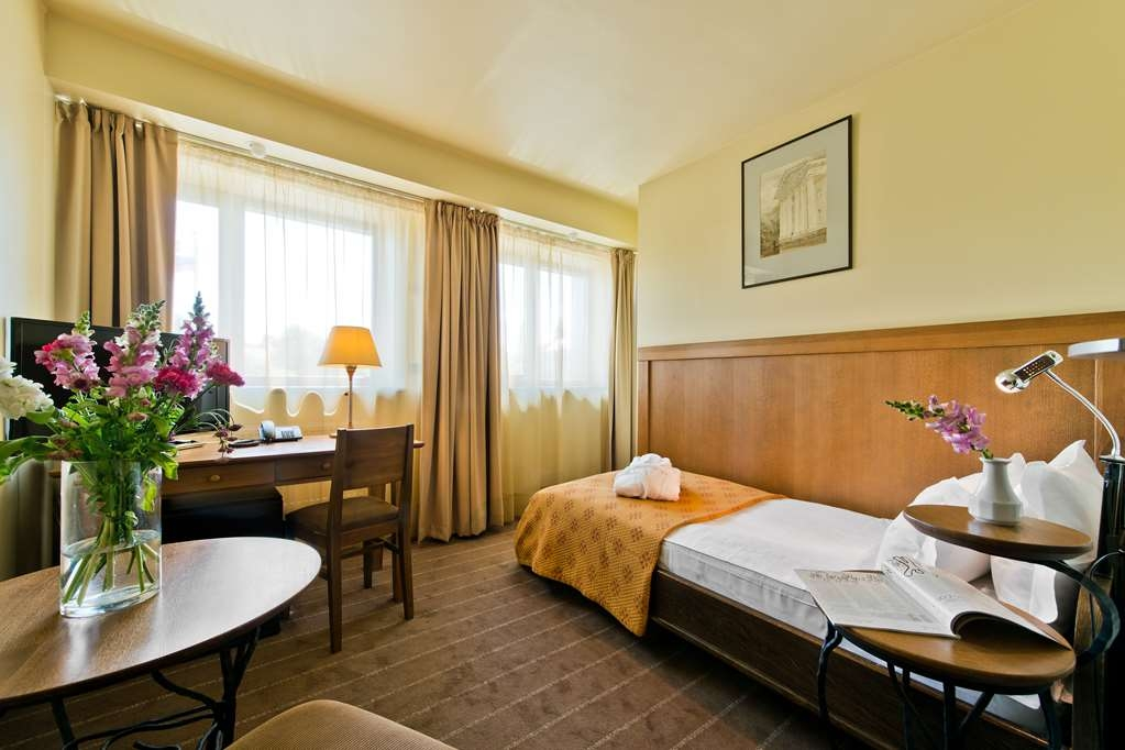 Best Western Vilnius - Standard Single Room
