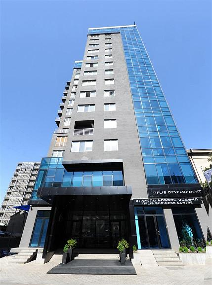 Best Western Tbilisi Art Hotel - Vue extérieure