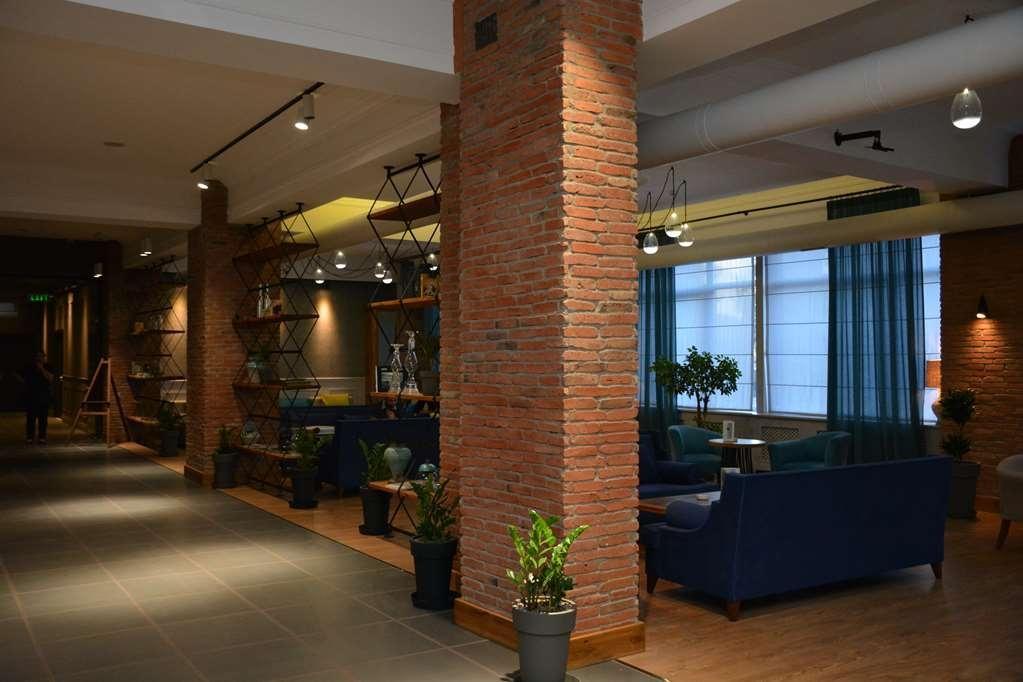 Best Western Tbilisi Art Hotel - Vue du lobby