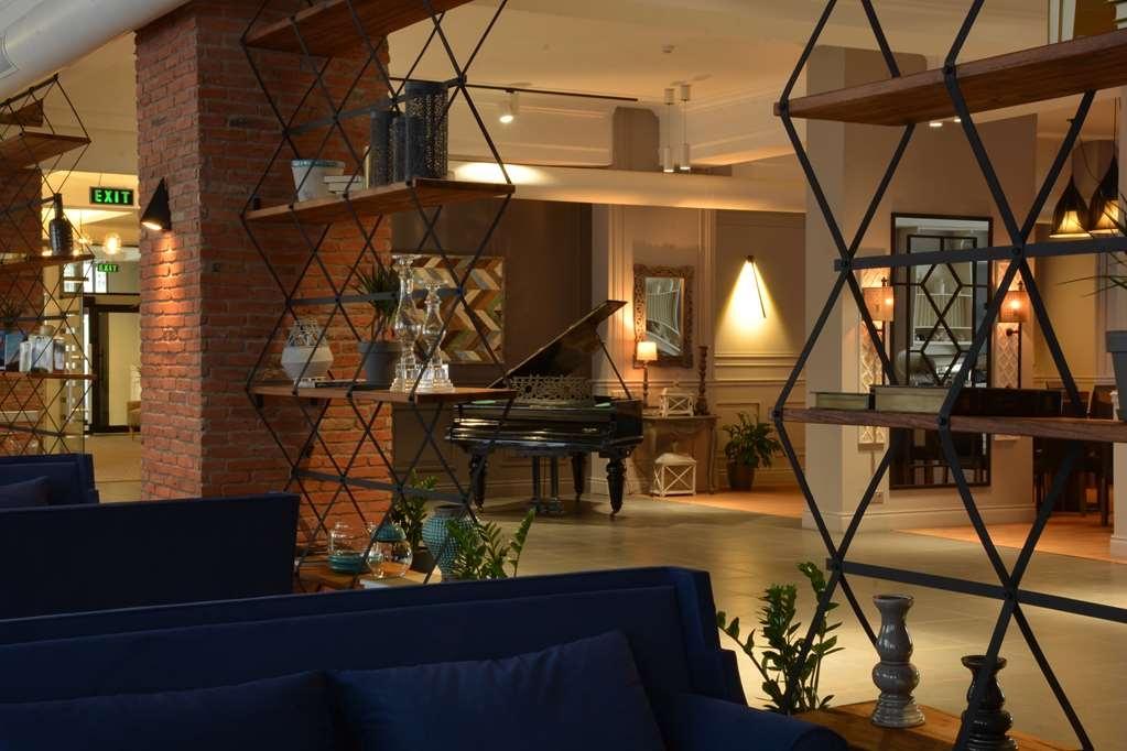 Best Western Tbilisi Art Hotel - Vista del vestíbulo