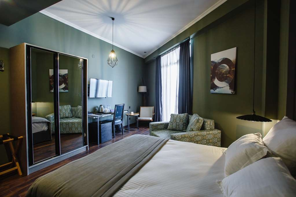 Best Western Plus Batumi - Superior Sea View with Sofabed