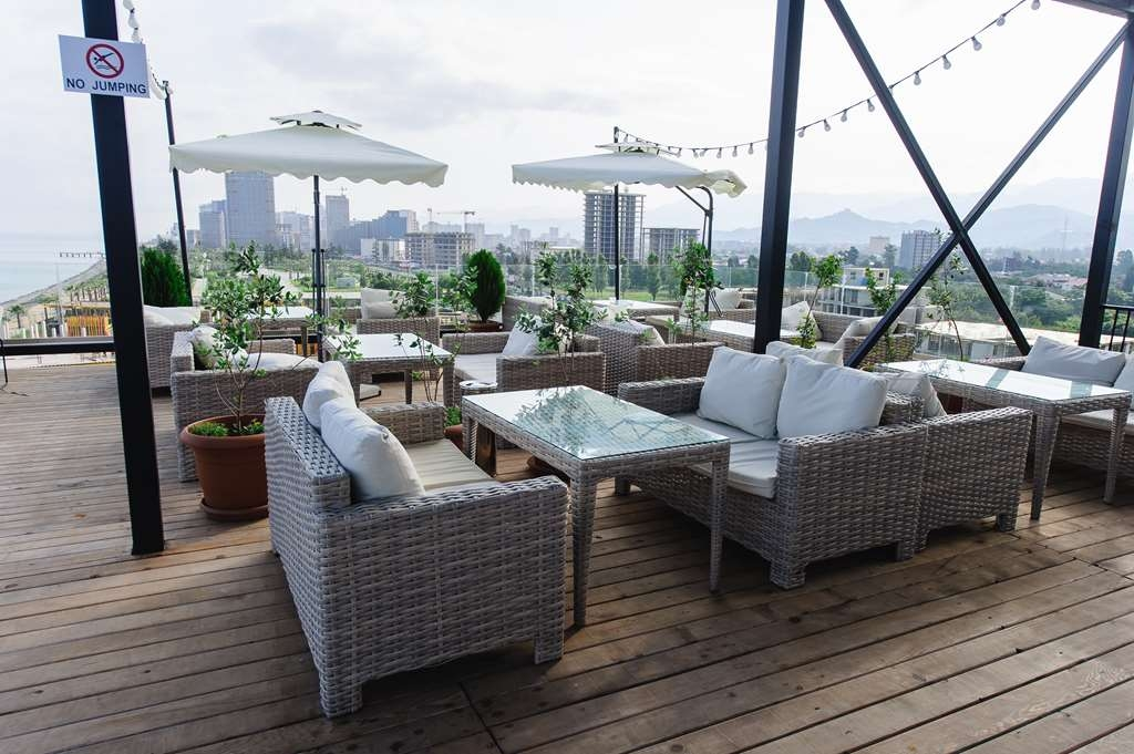 Best Western Plus Batumi - Terrace