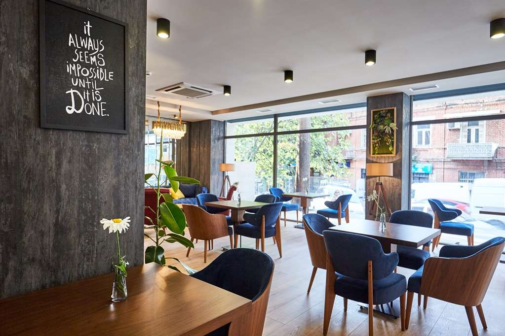 Best Western Tbilisi City Center - Bar / Lounge