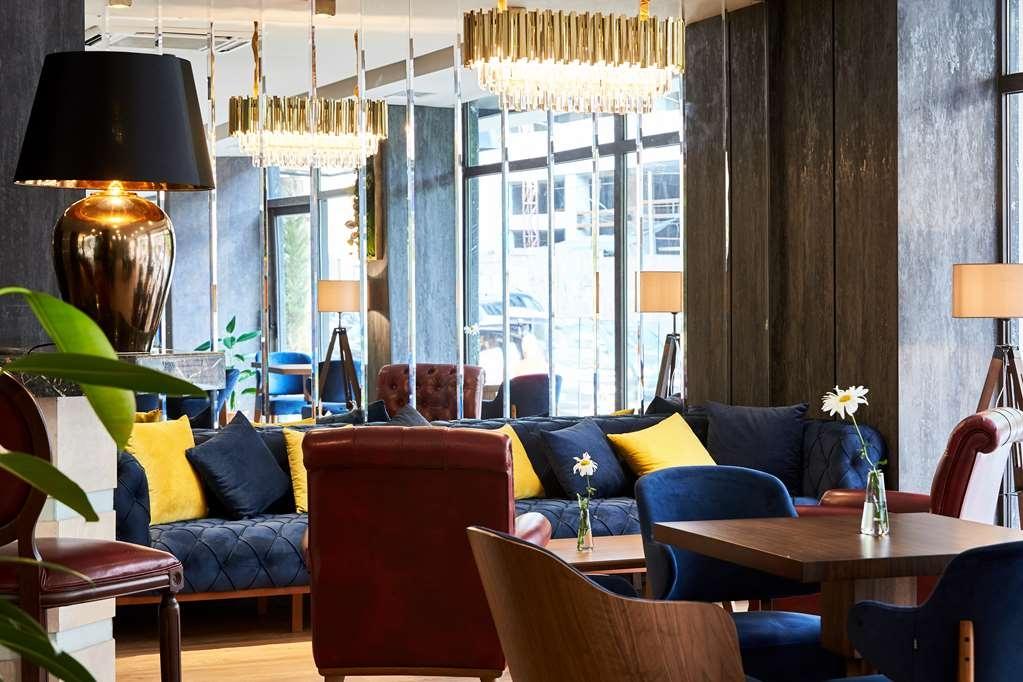 Best Western Tbilisi City Center - Bar/Lounge