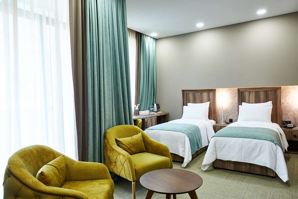 Best Western Tbilisi City Center - Chambres / Logements