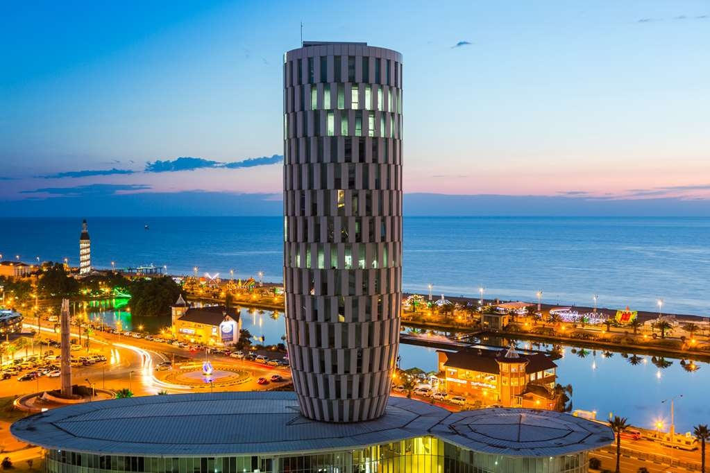 Best Western Premier Batumi - View from the Best Western Premier Batumi