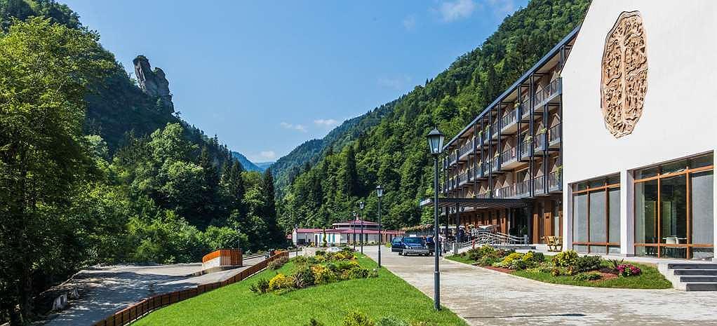 Best Western Sairme Resort - Aussenansicht