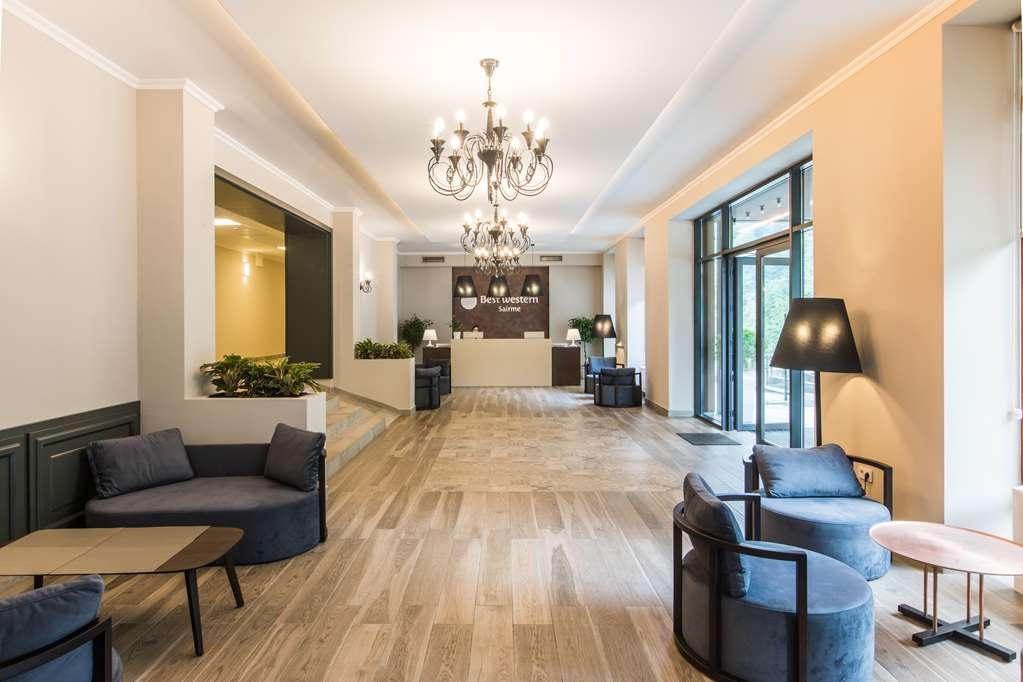 Best Western Sairme Resort - Vue du lobby