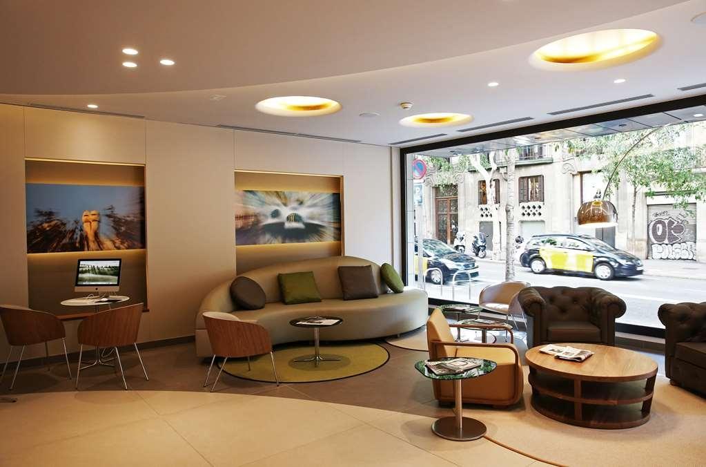 Best Western Premier Hotel Dante - Lobby