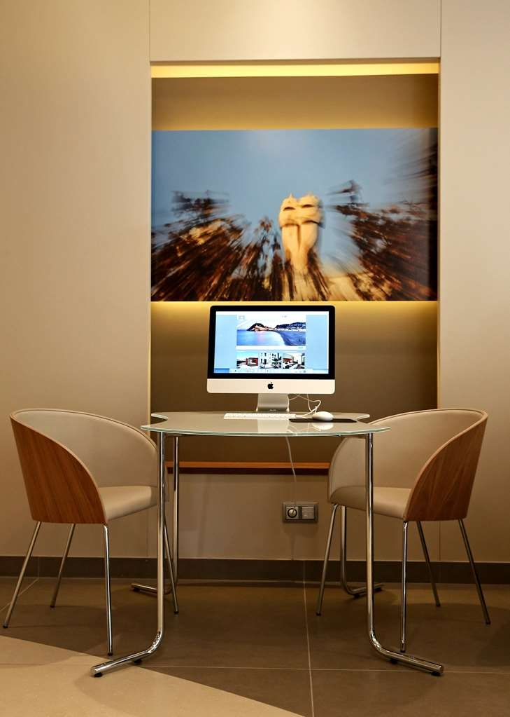 Best Western Premier Hotel Dante - Centro de internet
