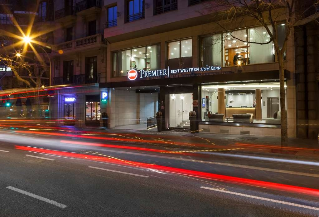 Best Western Premier Hotel Dante - Außenansicht