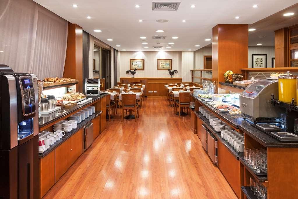 Best Western Premier Hotel Dante - Área de desayuno