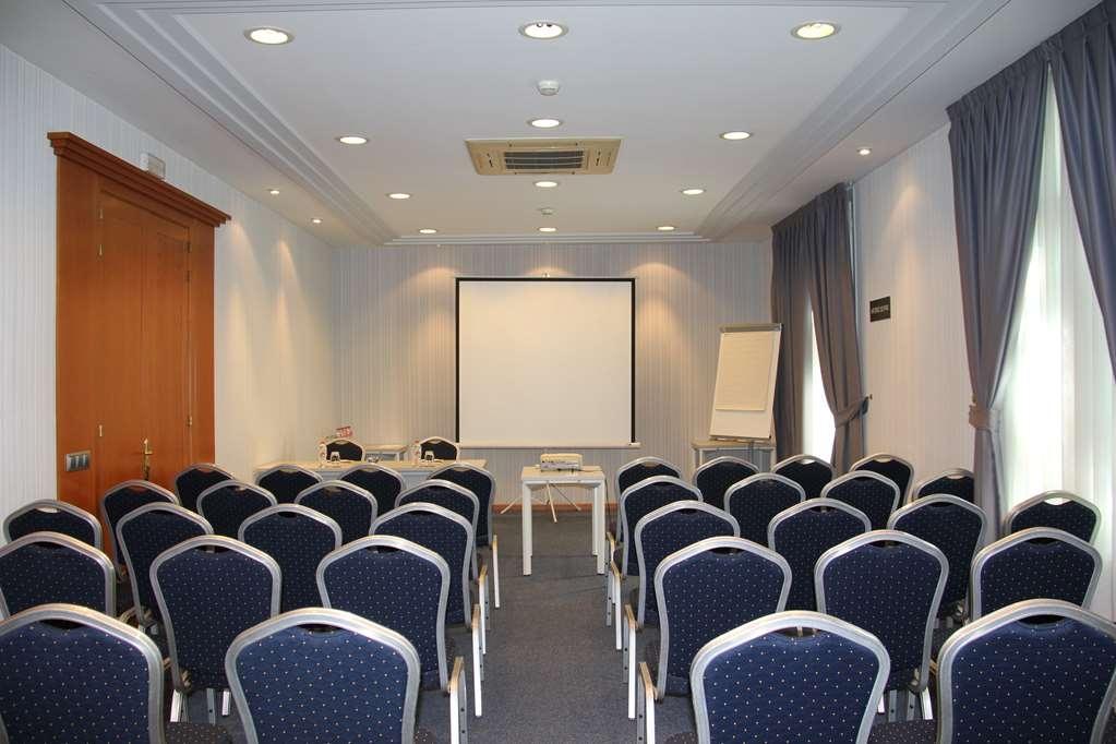Best Western Premier Hotel Dante - Sala de reuniones