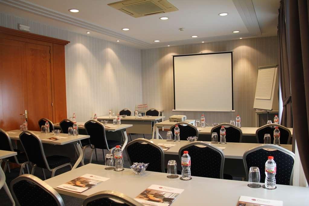 Best Western Premier Hotel Dante - Meeting Room - Classroom Setup