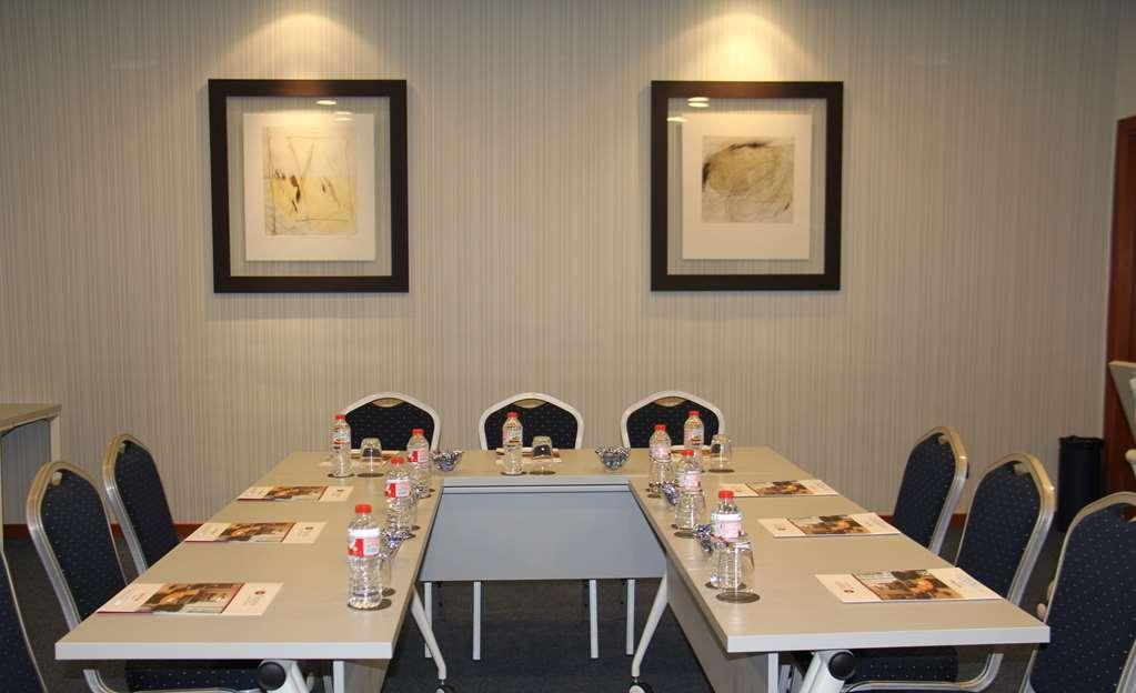 Best Western Premier Hotel Dante - Sala de reunión